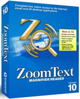"Zoomtext magnifier/screenreader v10  <span class=""presentation-code"">Code: 1703.010</span>"